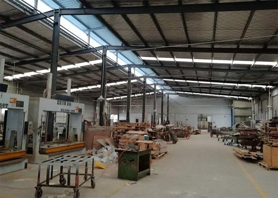 耐信地板工厂项目