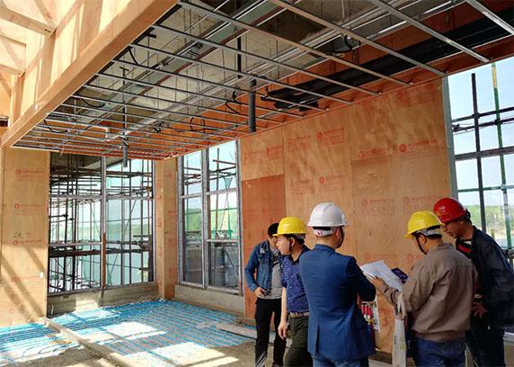 红莲湖山庄智能化弱电项目